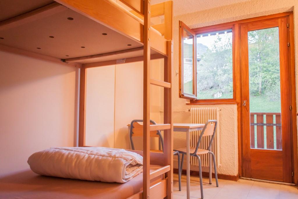 Chambre 2 à 6 lits Chalet Sainte Marie