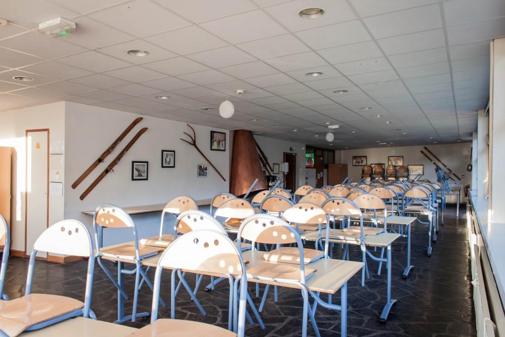 Salle à manger du Chalet Sainte Marie