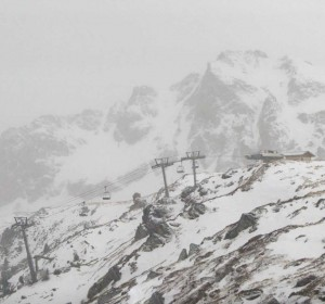 Enneigement webcam courchevel